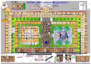 Propuesta de Remodelación de la Plaza de Barcelona